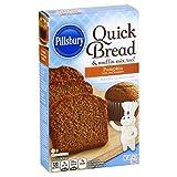 Pillsbury Pumpkin Quick Bread & Muffin Mix, 14-Ounce (Pack of 12)