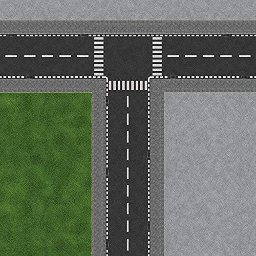 Frikigames Tapete Urban T 91,5x91,5cm (3x3ft) para Juegos de miniaturas Play Mat