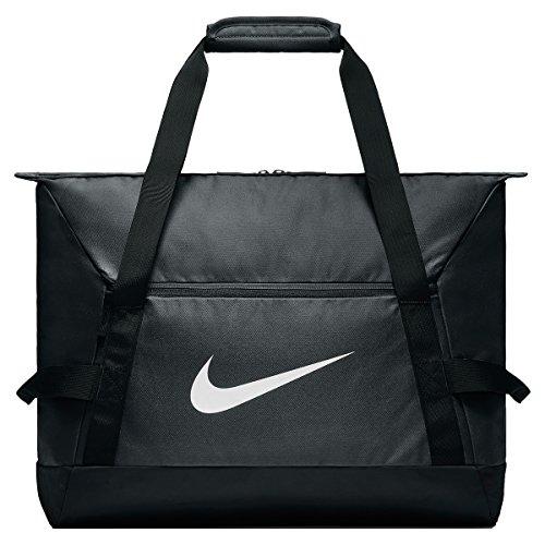 Nike 2018 Sac de Voyage, 25 cm, 3 liters, Noir (Negro/Blanco)