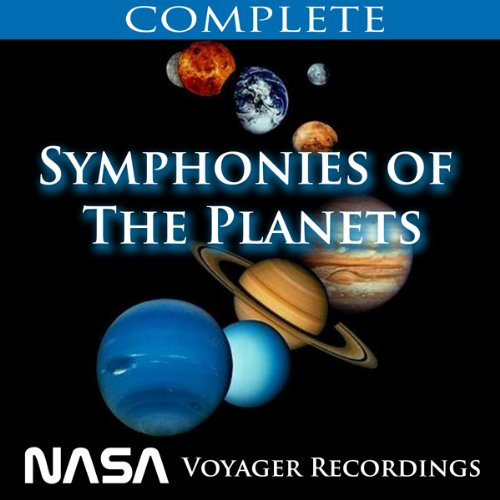Nasa Voyager Space Sounds (Complete) cover art