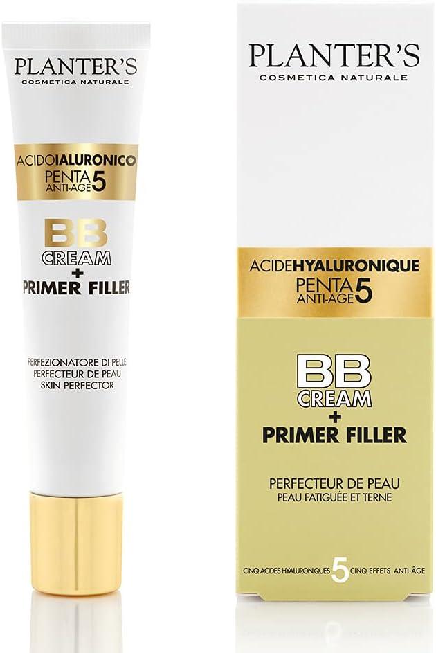90 opinioni per Planter's- BB Cream Penta 5 Acido Ialuronico + Primer Filler. Effetto filler