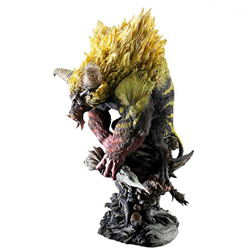 Monster Hunter World Monsters Figure Action Model Toys Collezioni di draghi Rajahn