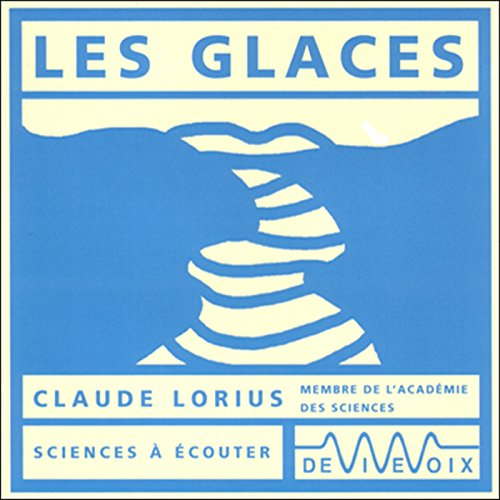 Les glaces audiobook cover art