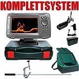 Lowrance Echolot GPS Portabel Master Edition Plus - Hook2 5X SplitShot HDI GPS -