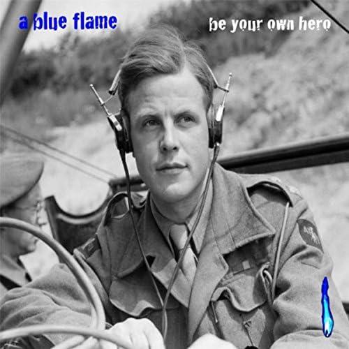 A Blue Flame