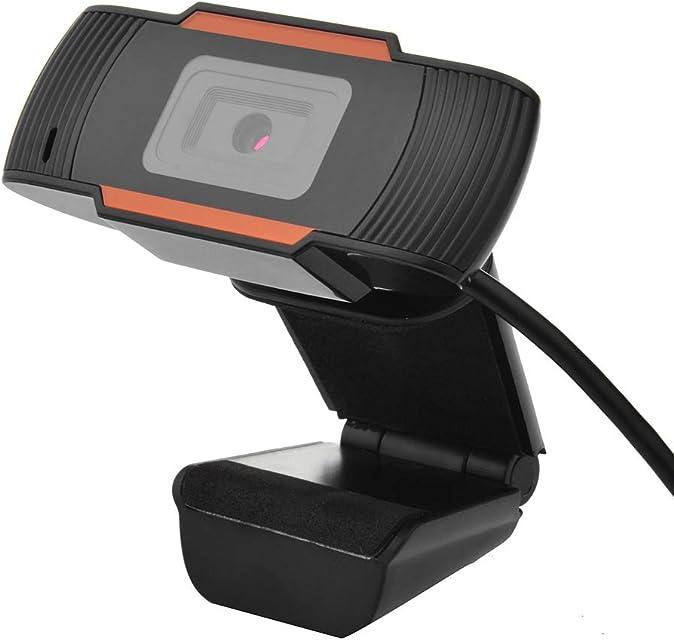 KKmoon Webcam 1080p FHD Webcam PC con Microfono HD Video Cámara Videoconferencia