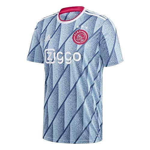 Adidas - Maglia da trasferta Ajax 2020 2021, per bambini, 128