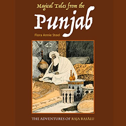 Magical Tales From the Punjab cover art