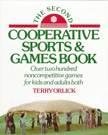 Second Cooperative Sports and Games Book