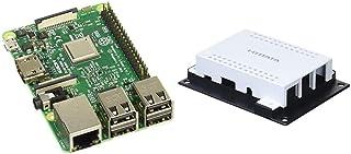 【セット買い】I-O DATA Raspberry Pi メインボード Bluetooth(R) Wi-Fi対応モデル Raspberry Pi 3 model B 安心の1年間ハードウェア保証 UD-RP3 & I-O DATA Raspbe...