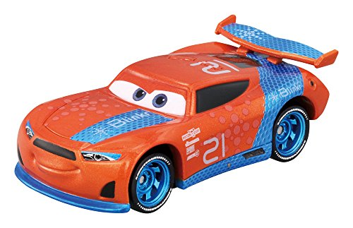 Tomica Disney Cars C-25 Ryan Inside Rennie (Standard Type)