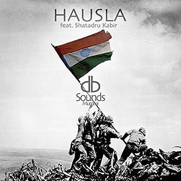 Hausla (feat. Shatadru Kabir)