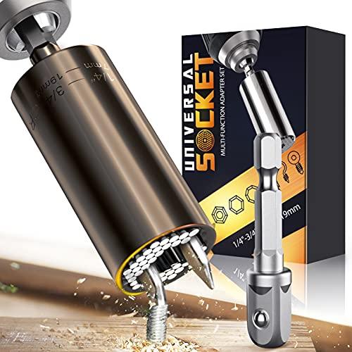llave Universal de Vaso Regalo Hombre - 7-19 mm Universal Llave Regalo...