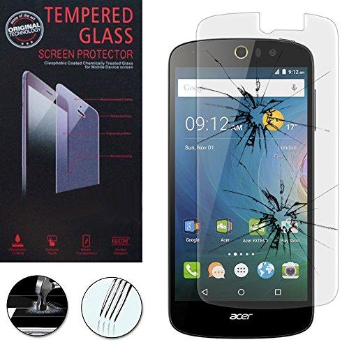 Annart Bildschirmschutzfolie aus Hartglas für Acer Liquid Z530/Z530S, transparent, 1 Stück