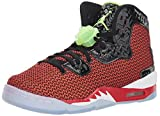 Nike Air Jordan Spike Forty BG, Zapatillas de Deporte para Niños, Rojo/Negro/Blanco (Unvrsty Red/Ghst Grn-Blk-White), 39 EU
