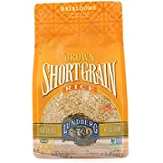 Lundberg Family Farms Short Grain Rice, Brown, 32 Ounce