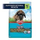 Forti-Diet Pro Health Kaytee Rabbit Food for Adult Rabbit, 10-Pound