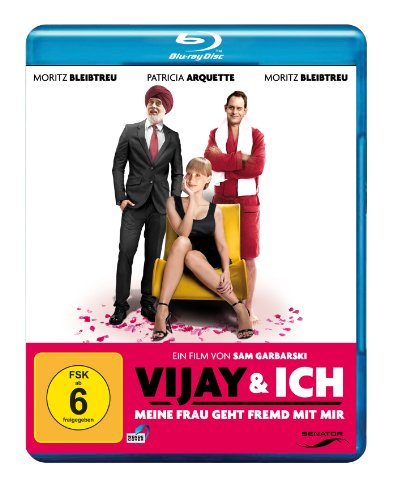 Vijay & ich - Meine Frau geht fremd mit mir [Blu-ray]