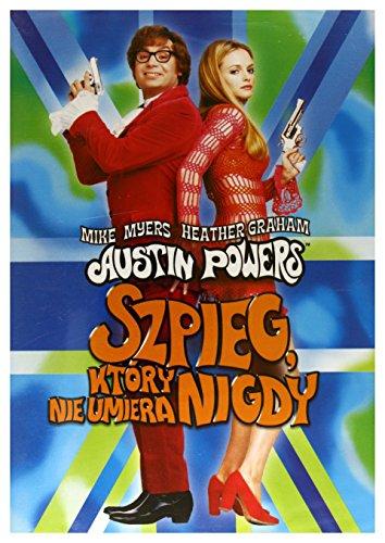 Austin Powers: The Spy Who Shagged Me [DVD] (IMPORT) (No hay versión española)