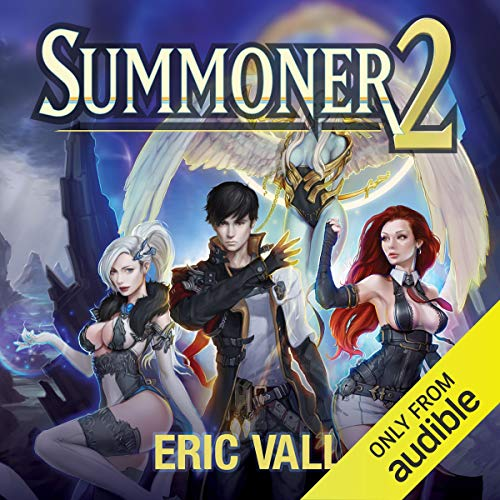 Summoner 2 audiobook cover art