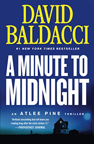 A Minute to Midnight: 2 (Atlee Pine Thriller)
