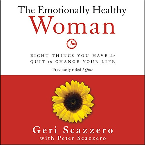The Emotionally Healthy Woman cover art