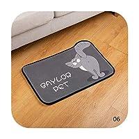 sexy-kawayi 犬のマット冷却夏パッドマット犬毛布ソファ通気性ペット犬のベッド夏の洗えるペットクールソファクッションマットレス-06-