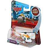 Disney Pixar Cars Ron Hover (lenticular, look! my eyes change!) - Véhicule Miniature...