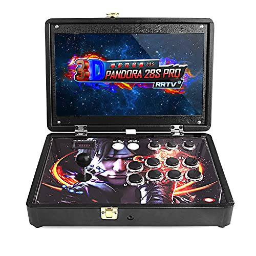 Xshion Pandora 3D Box 36S Arcade Console de jeu 10000 Retro