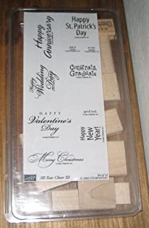 Best year of cheer stampin up Reviews