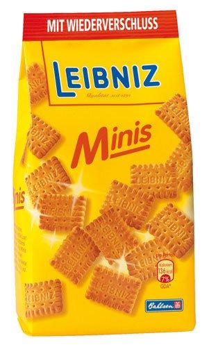 Leibniz Bahlsen Butterkeks Minis - 150gr - 4x