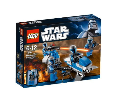 LEGO Star Wars 7914 - Mandalorian Battle Pack