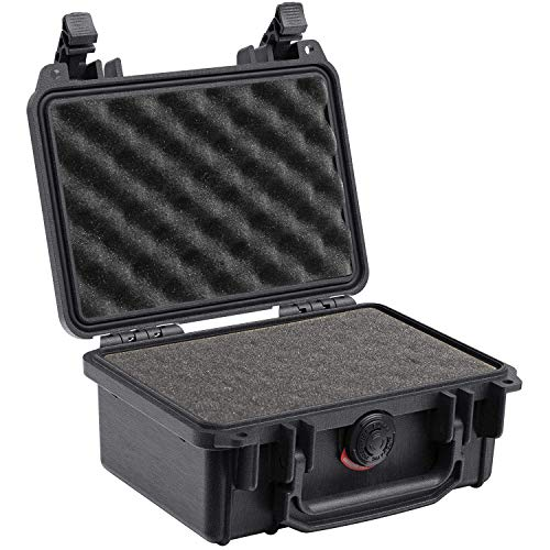Pelican 1120 Case With Foam Black