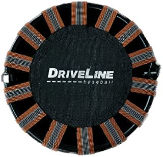 """Driveline Recovery Mini Trampoline - 18"""" Portable Folding Trampoline with Carrying Case"""