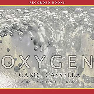 Oxygen audiobook cover art