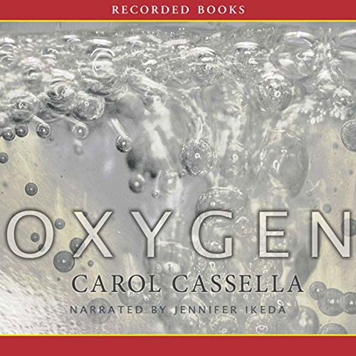 Oxygen audiobook cover art