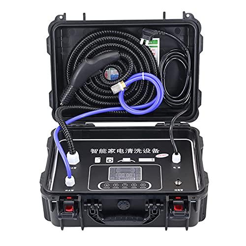 ZLH Purificador de Vapor a presión de Alta Temperatura, máquina de Limpieza portátil Multiusos portátil de 220 V 3800 W, purificador de Vapor para Limpiar el hogar, el baño, el Asiento del aut