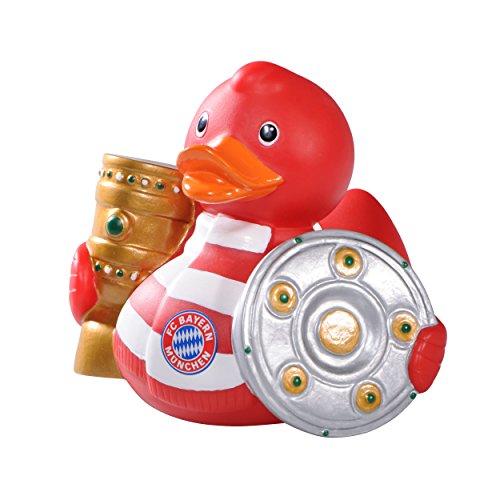 Bayern MÜNCHEN compatibel badeend succes, FCB + sticker München Forever/FCB/Bad-Eend/Duck, pato del baño, Canard de bain