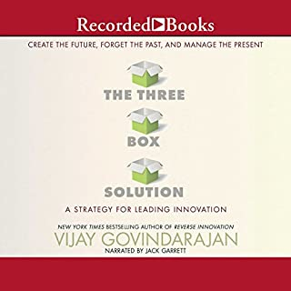 The Three-Box Solution Titelbild