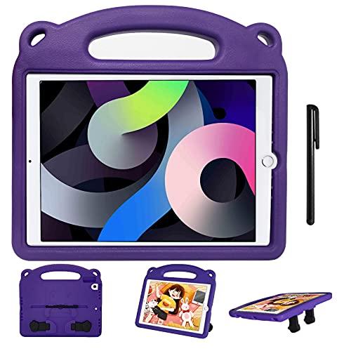 Staruto Kids - Funda para iPad de 10,2 pulgadas, 8ª generación 2020, 7ª generación 2019, iPad Air 10,5 pulgadas 2019, iPad Pro 10,5...