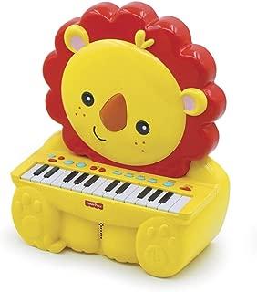 Fisher Price 狮子钢琴 带25键