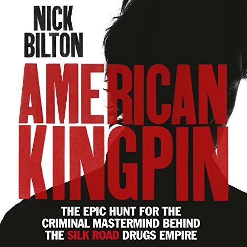 American Kingpin cover art