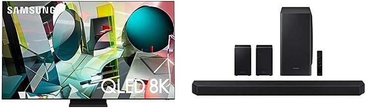"Samsung 65"" Q900TS QLED 8K UHD Smart TV with Alexa Built-in + HW-Q950T 9.1.4ch Soundbar with Dolby Atmos/DTS:X and Alexa B..."
