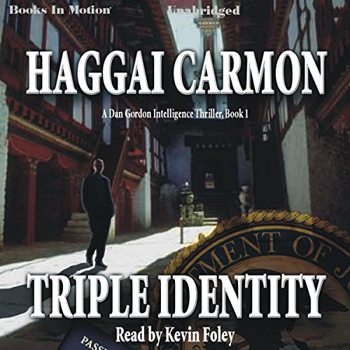 Triple Identity audiobook cover art