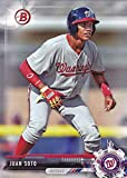 2017 BOWMAN DRAFT JUAN SOTO RC ROOKIE CARD. rookie card picture