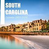 South Carolina Calendar 2022: Calendar 2022 with 6 Months of 2021 Bonus