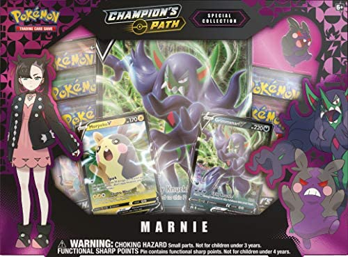 Pokémon POK80744 TCG: Champion's Path Special Collection-Marnie