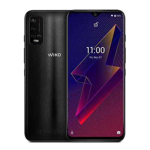 "Wiko Power U20 17,3 cm (6.82"") Double SIM Android 11 4G 3 Go 64 Go 6000 mAh Gris"