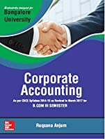 Corporate Accounting Front Cover