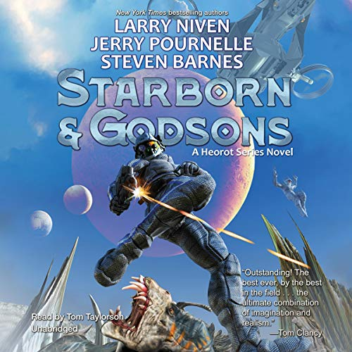 Starborn and Godsons Titelbild
